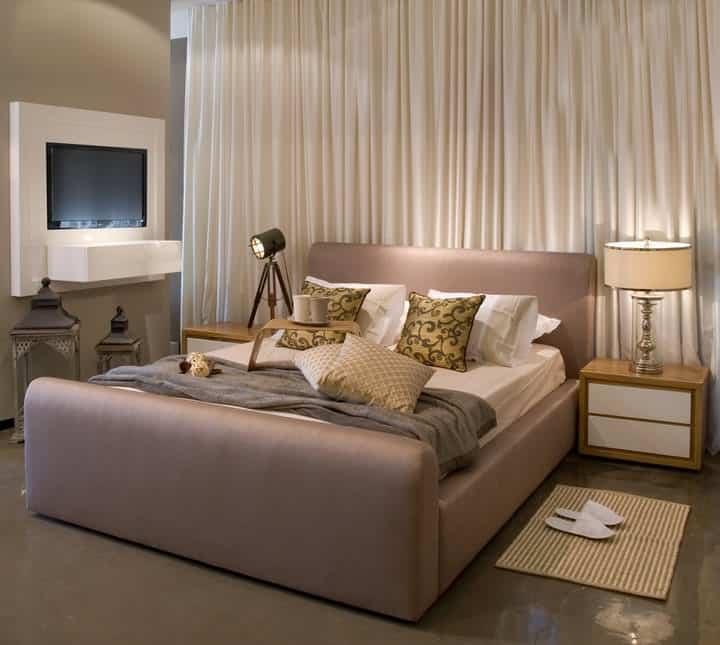 וורסאצה חדרי שינה מעוצבים