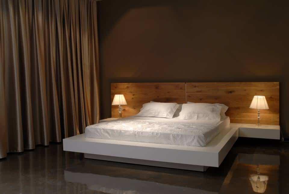 קיוטו חדרי שינה מעוצבים עיצוב חדר שינה לגבר