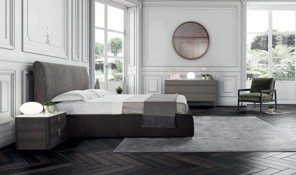 vivaldi חדר שינה בלבן
