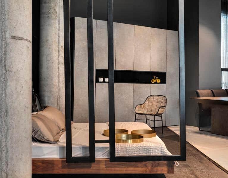 חדר שינה מעוצב לוצ'אצ'י חנויות רהיטים מומלצות בנתניה